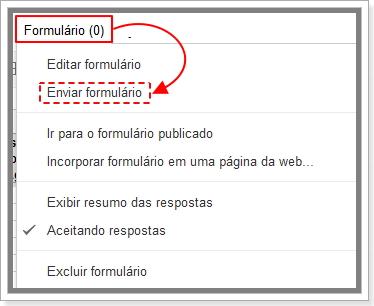 Imagem de como Enviar formulário por e-mail