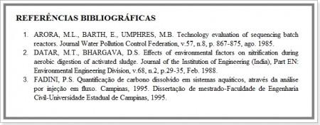 Modelo de artigo científico em Google Docs