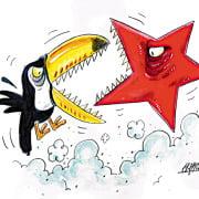 Charde PT versus PSDB