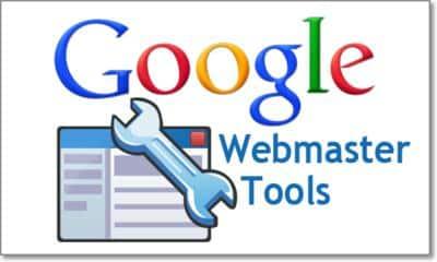 Ferramentas para Webmaster do Google