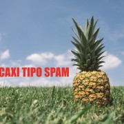 Abacaxi tipo Spam