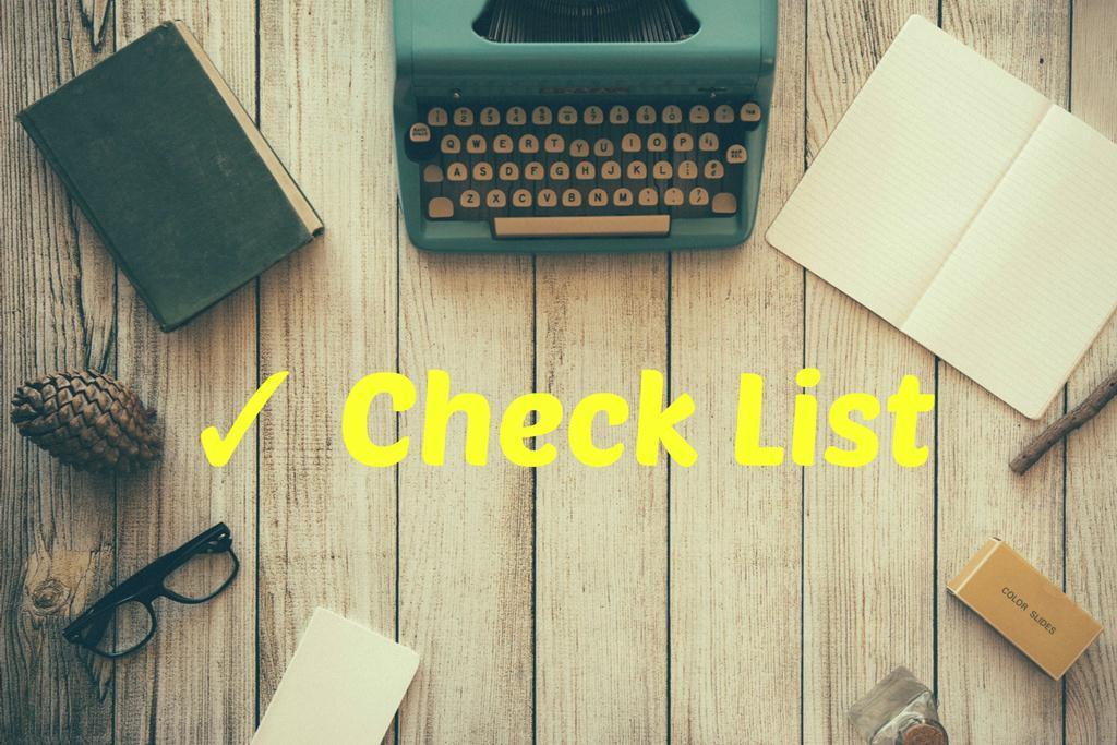 Como criar um Checklist para seus posts do WordPress