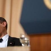 Reação de Obama a Comentário