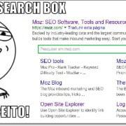 Sitelink Search Box Meme