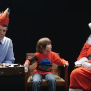 Papai Noel e detector de mentiras