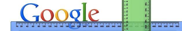 Medida dos Títulos no Google