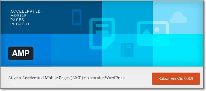 Plugin Amp no WordPress