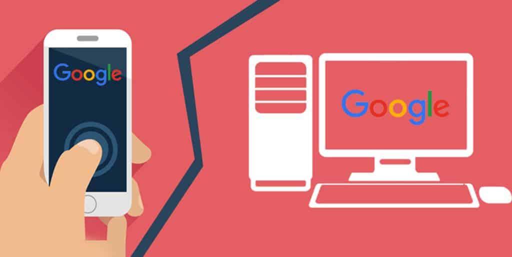 Index só pro Mobile no Google
