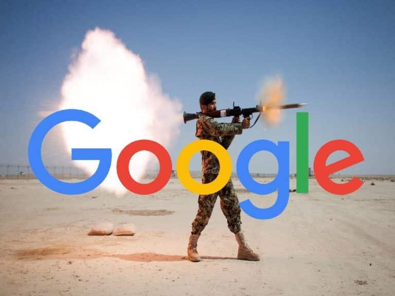 Parametro de URL no Search Console é uma Bazuca segundo Google