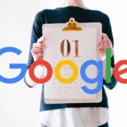 Google última data de modificação é importante