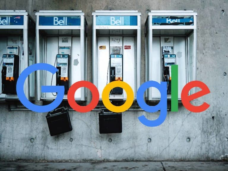 Google aumentou os links de telefones nos resultados orgânicos