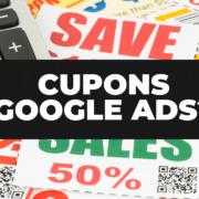 posso usar vários cupons google ads?
