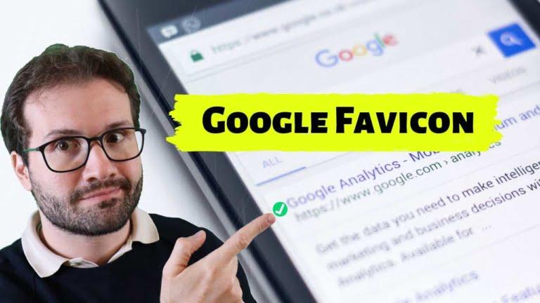 O que muda com o Favicon na Pesquisa Mobile do Google?