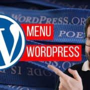 Menu Wordpress - Aprenda como Criar, Editar e até Excluir