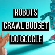 Google URLs com Disallow no Robots não afetam Crawl Budget