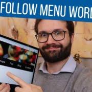 Como colocar Links Nofollow no Menu Wordpress