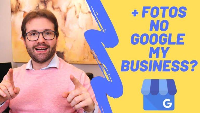 Estudo mostra que fotos podem melhorar muito o Google My Business