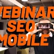 Seo Mobile e Mobilegeddon, Mobile First, Amp, Aso, PWA