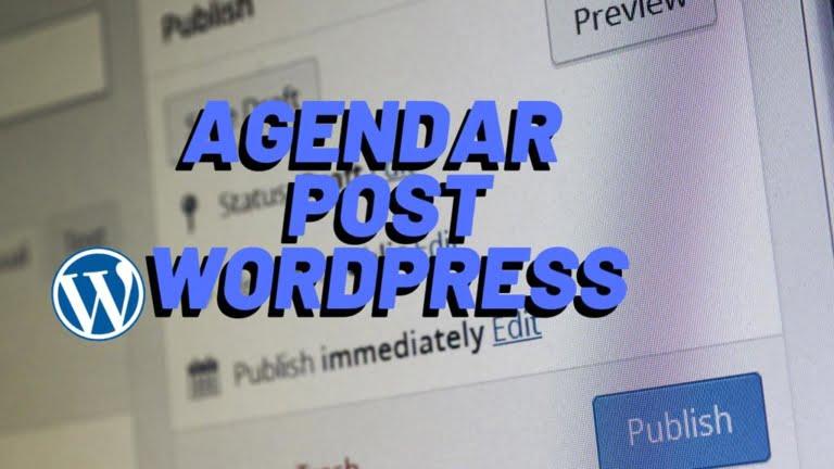 Como Agendar Posts no WordPress