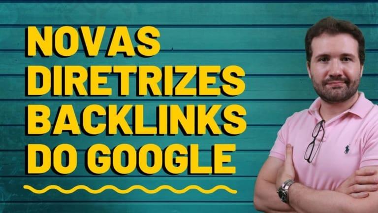 Rel Sponsored e Ugc – as novas diretrizes de Backlinks do Google