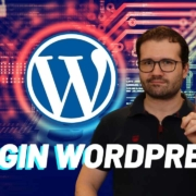 Como fazer login no Wordpress