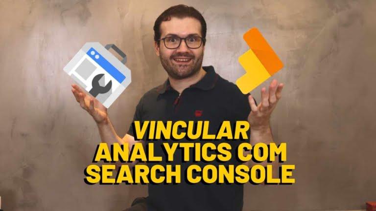 Como Vincular Google Analytics com Search Console