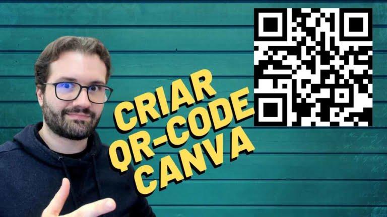 Como criar QR-Code no Canva Online