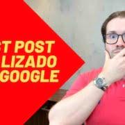 Penalização do Google sobre GUEST POSTS em 2020