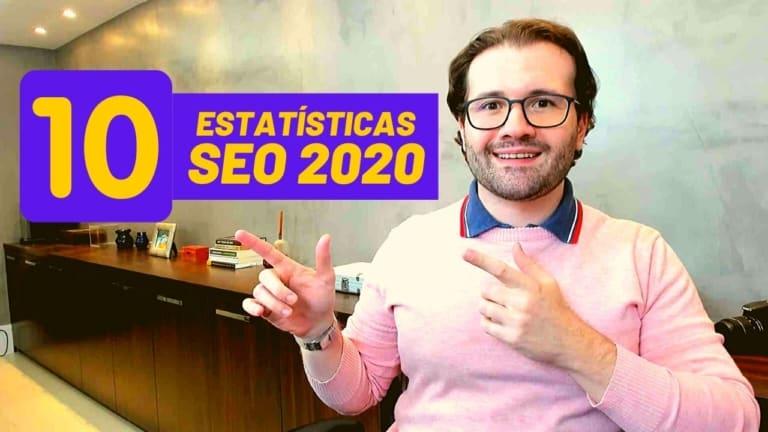 10 Estatísticas de SEO em 2020 que Você Precisa Saber