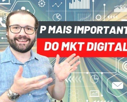 Seo Martin explica Qual o P mais importante do Mix de Marketing Digital
