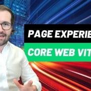 Core Web Vitals e Google Page Experience Explicados por Especialista em SEO