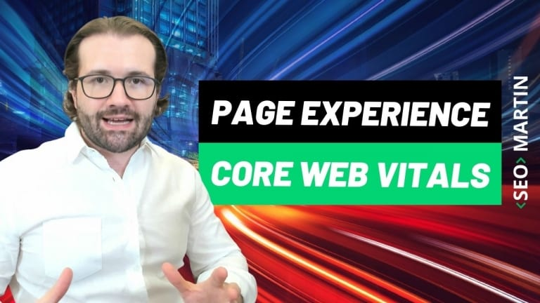 Core Web Vitals e Google Page Experience Explicados por Especialista em #SEO