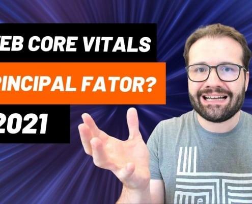 seo martin explica se Core Web Vitals serão o principal fator de posicionamento no Google em 2021