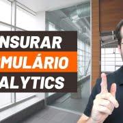 seo martin explica como criar uma meta simples para mensurar seu formulário no Google Analytics Universal