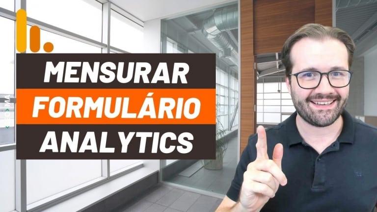 Como criar uma meta simples para mensurar seu formulário no Google Analytics Universal