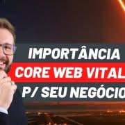 seo martin explica Porque Core Web Vitals Google são tão importantes para seu E-commerce