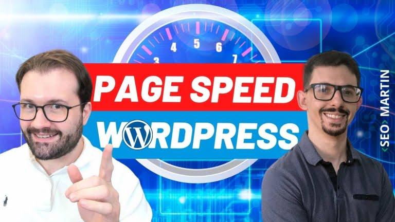 Live Bate Papo Core Web Vitals WordPress com Daniel Paz e Seo Martin