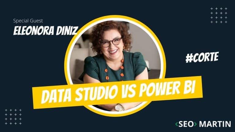 Data Studio vs Power BI: qual é o melhor para você? Especialistas avaliam e Discutem sobre o Assunto
